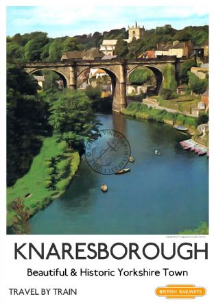 Knaresborough Yorkshire